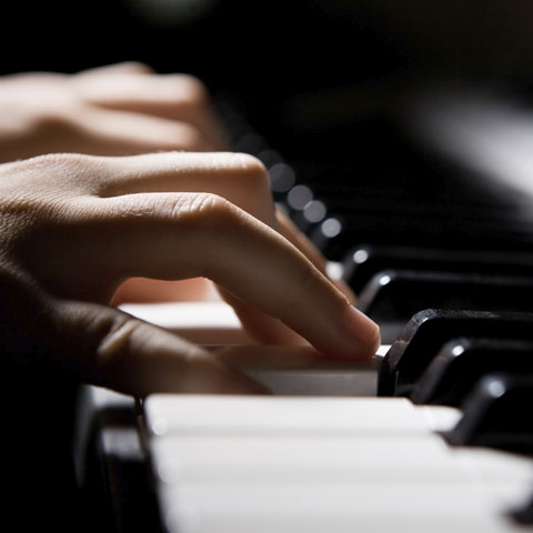 Tips for students practicing piano at home.